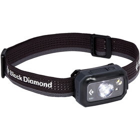 Black Diamond Revolt 350 Lampada Frontale, graphite
